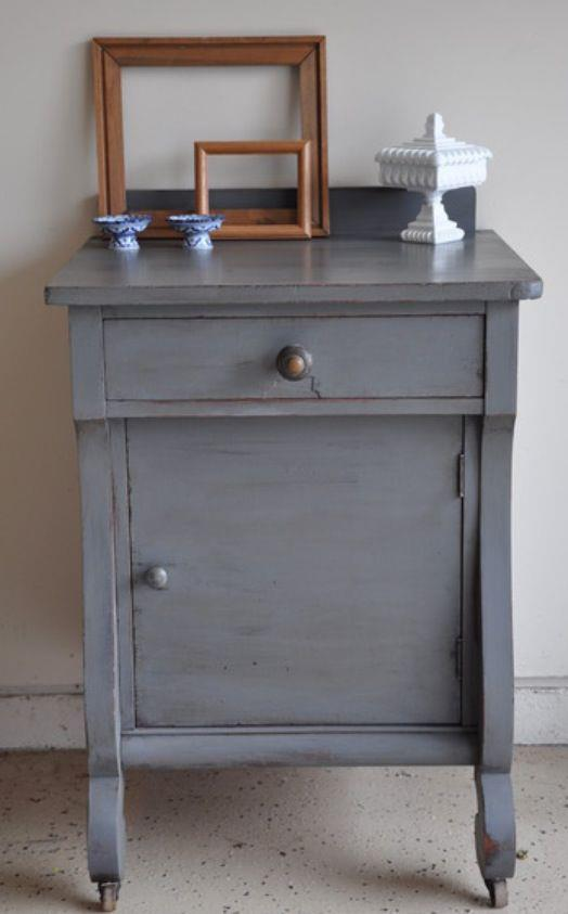 Nighstand from Allison at Fab Rehab Designs | Carver Junk Company | Repurpose. Recycle. Relove.