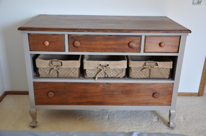 Dresser Storage by Allison at FabRehab | Carver Junk Company |Recycle. Repurpose. Relove.