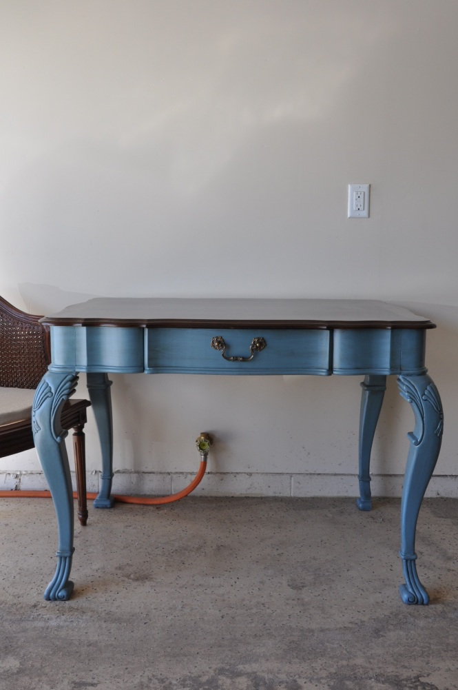Table by Allison at FabRehab | Carver Junk Company |Recycle. Repurpose. Relove.