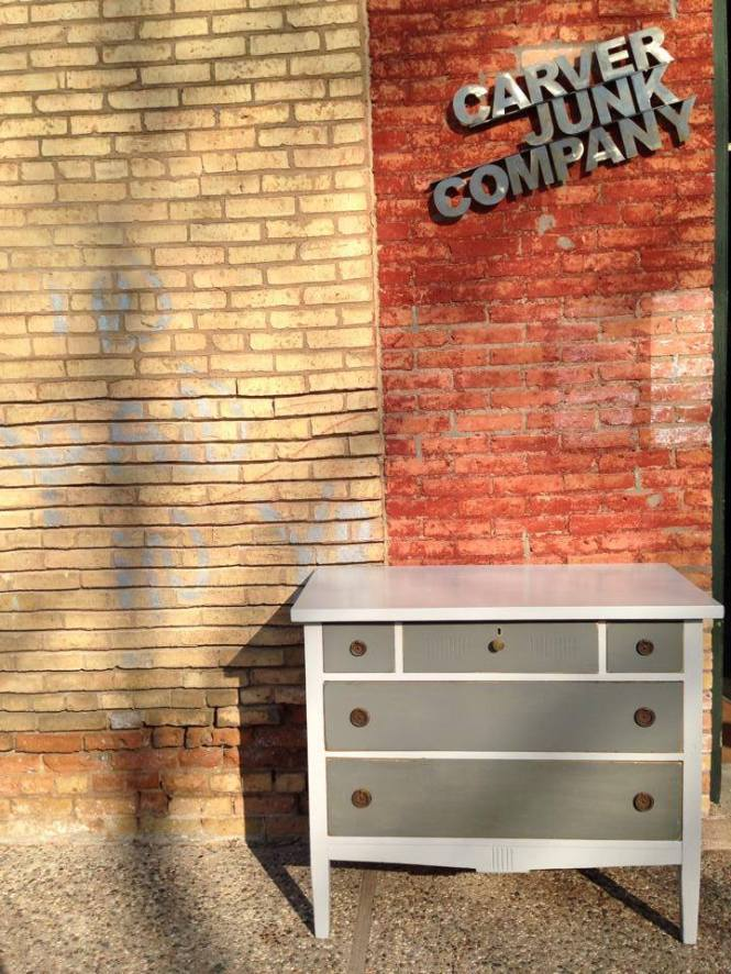 Milk Paint Trophy Dresser | Carver Junk Company | Recycle. Repurpose. Relove.