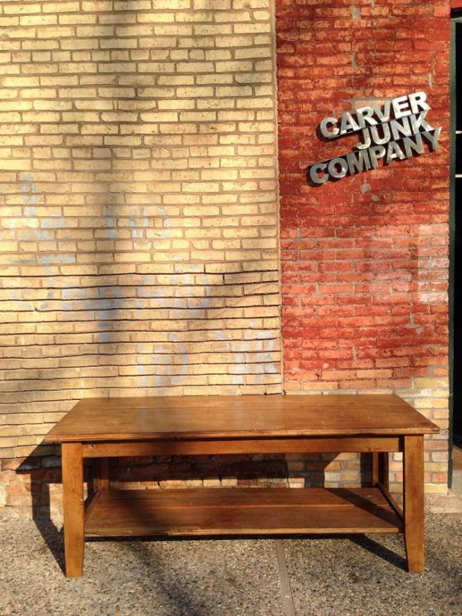Harvest Buffet Table | Carver Junk Company | Recycle. Repurpose. Relove.