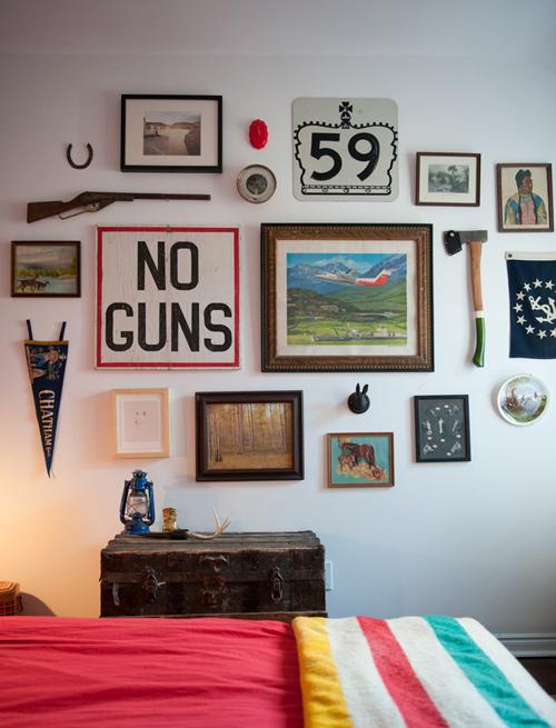 DesignSpongeCabin | Cottage Room | Carver Junk Company | #vintagecabin